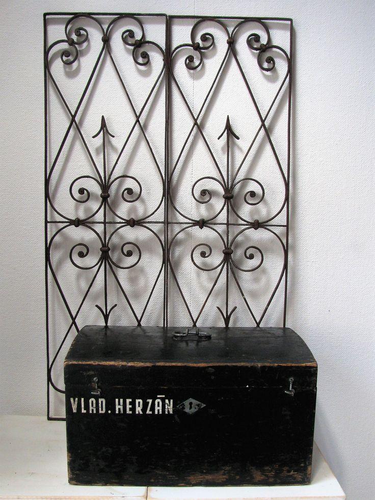 old ornament || old vintage style * home  decoration *  inspiration * brocante webshop