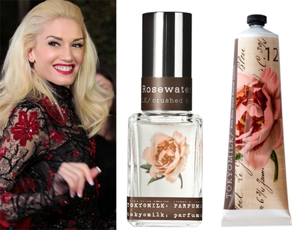 For the cool mom: TokyoMilk Gin & Rosewater line