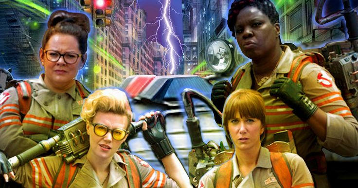 Latest 'Ghostbusters' Spoilers Are Sure to Enrage Fans -- Slimer gets a surprise friend, and a classic character returns to help set up the sequel in Paul Feig's 'Ghostbusters' remake. -- http://movieweb.com/ghostbusters-2016-review-spoilers-story-cameos/