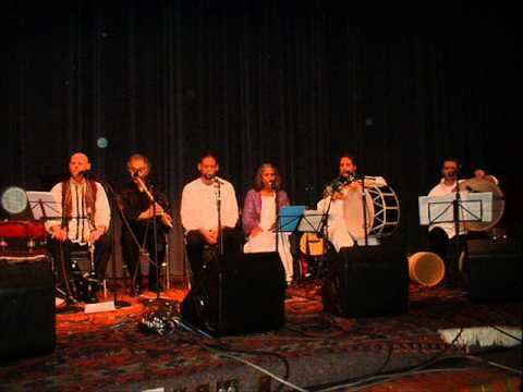East West Ensemble - Tangier - אנסמבל מזרח מערב -  טאנג'יר