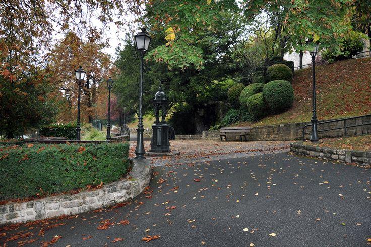 Jardin vert, Angoulême