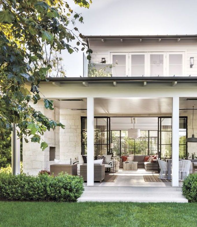 10 Verträumte Wohnräume für drinnen / draußenB…