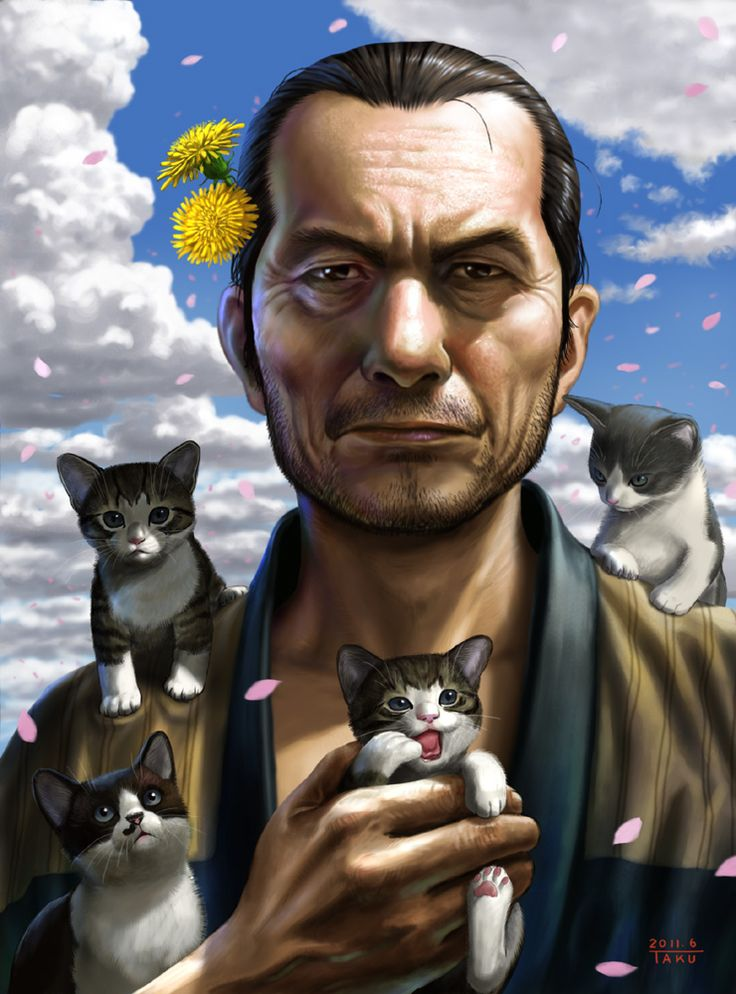 TAKU+_+cats+(13).jpg 740×1,000 pixels