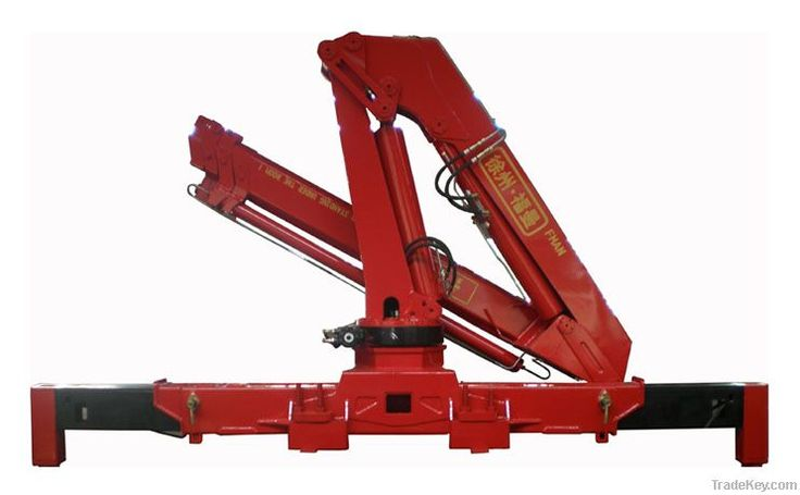 Small Knuckle Boom Crane : Images about deer blind on pinterest
