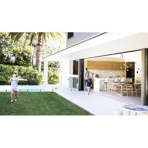 A Federation beauty on Sydney's North Shore now sports an ultra-modern extension that can grow with the children into their adult years.