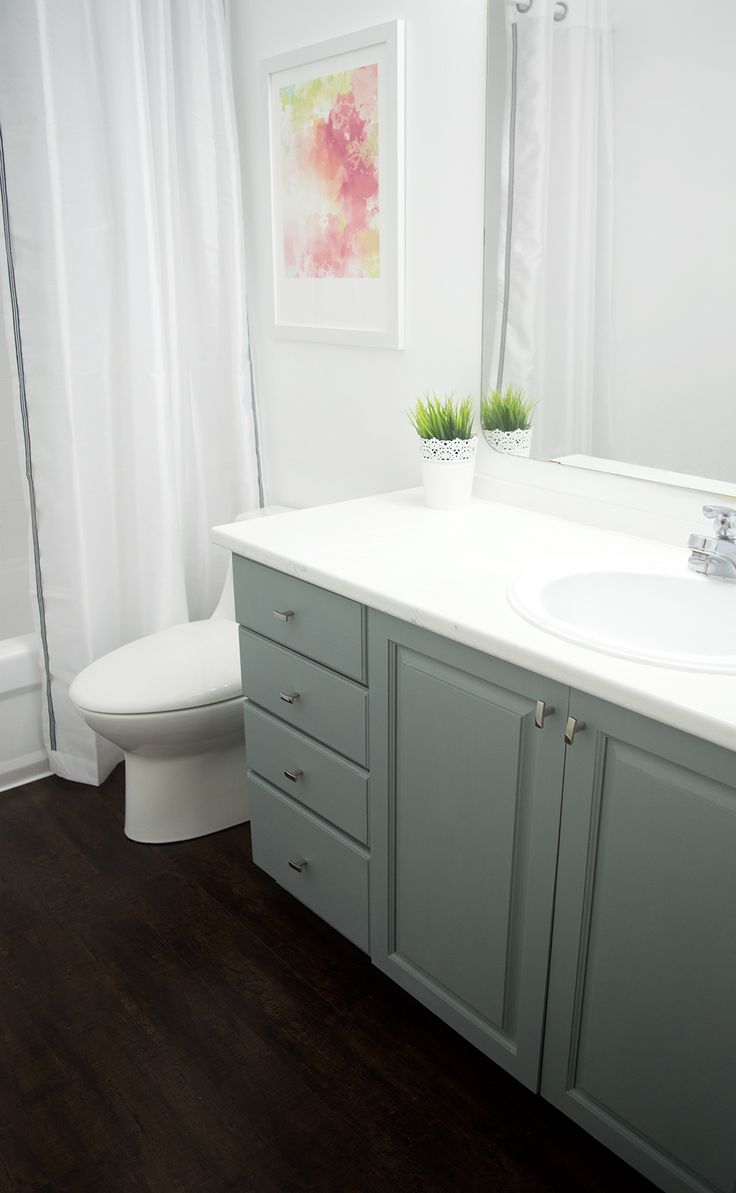 17 best images about painting tips and tricks on pinterest for Bathroom cabinet refinishing ideas