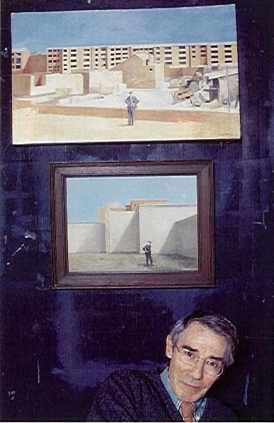Juan Cardenas, pintor - Guillermo Torres