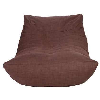Lounger Chair - Chocolate. at Homebase -- Be inspired and make your house a home. Buy now.