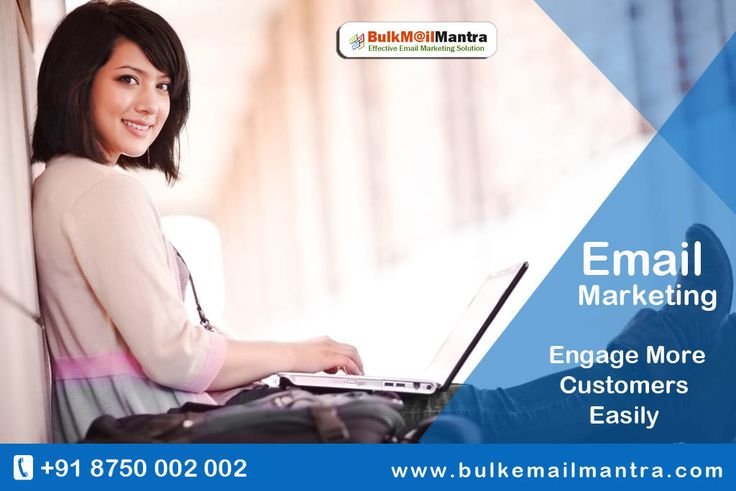 Email marketing is the act of sending a commercial message, typically to a group of people, using email.  #http://www.bulkmailmantra.com/ # +91 8750002002