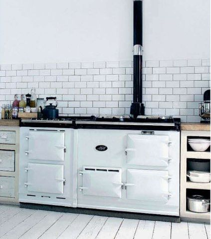 1000 ideas about aga stove on pinterest aga cottage for Kitchen designs with aga cookers