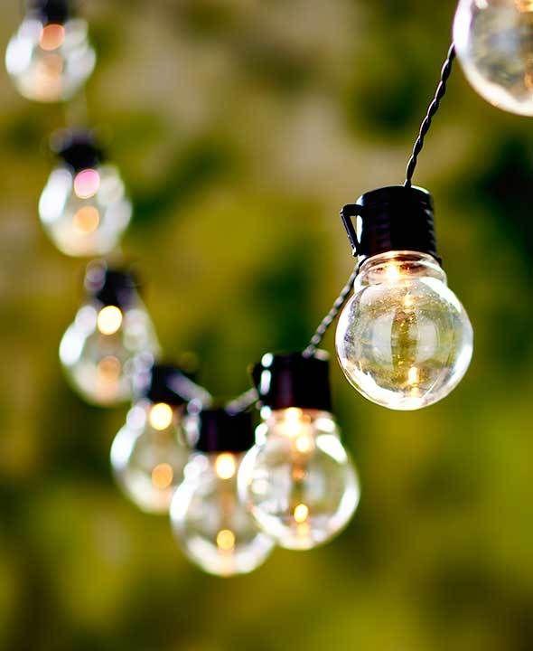 Outdoor String Lights Around Pool: Best 25+ Porch String Lights Ideas On Pinterest