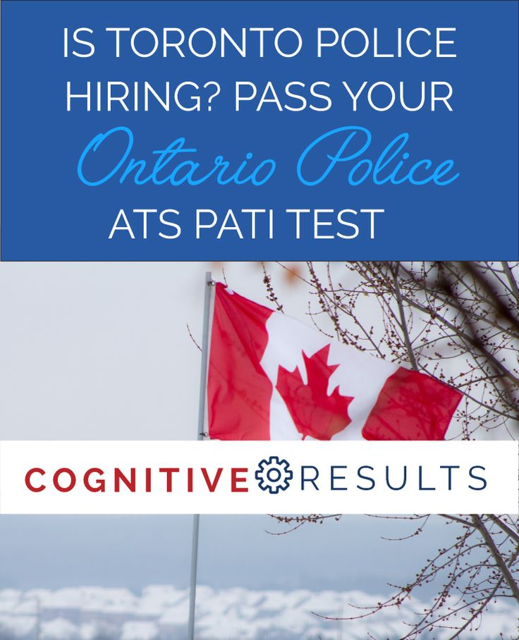 Optimize your police career change with the best preparation service (tests and interviews) at https://cognitiveresults.com