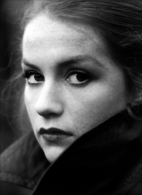 Isabelle Huppert, one of my favorite French actresses