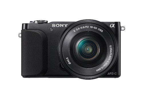 ###Cheap Best Price Sony NEX-3NL/B Compact Interchangeable Lens Digital Camera for Sale Low Price