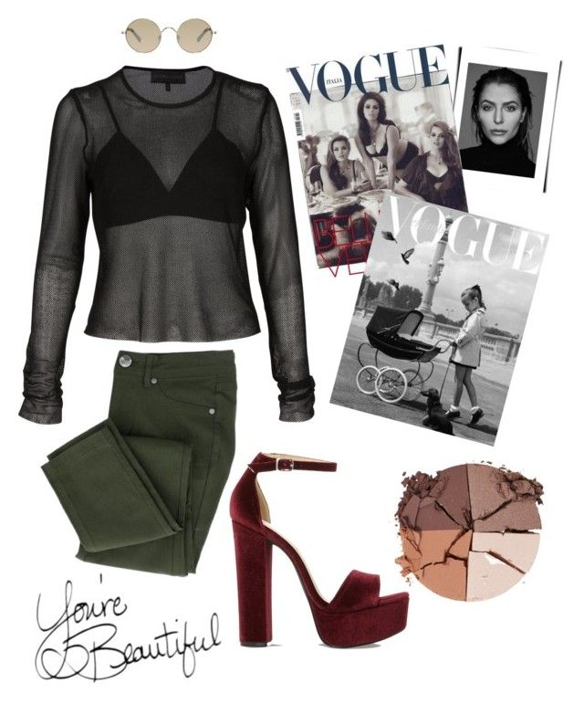 """""""Untitled #29"""" by siggan22 on Polyvore featuring Steve Madden, Tura, Gabriella and lilah b."""