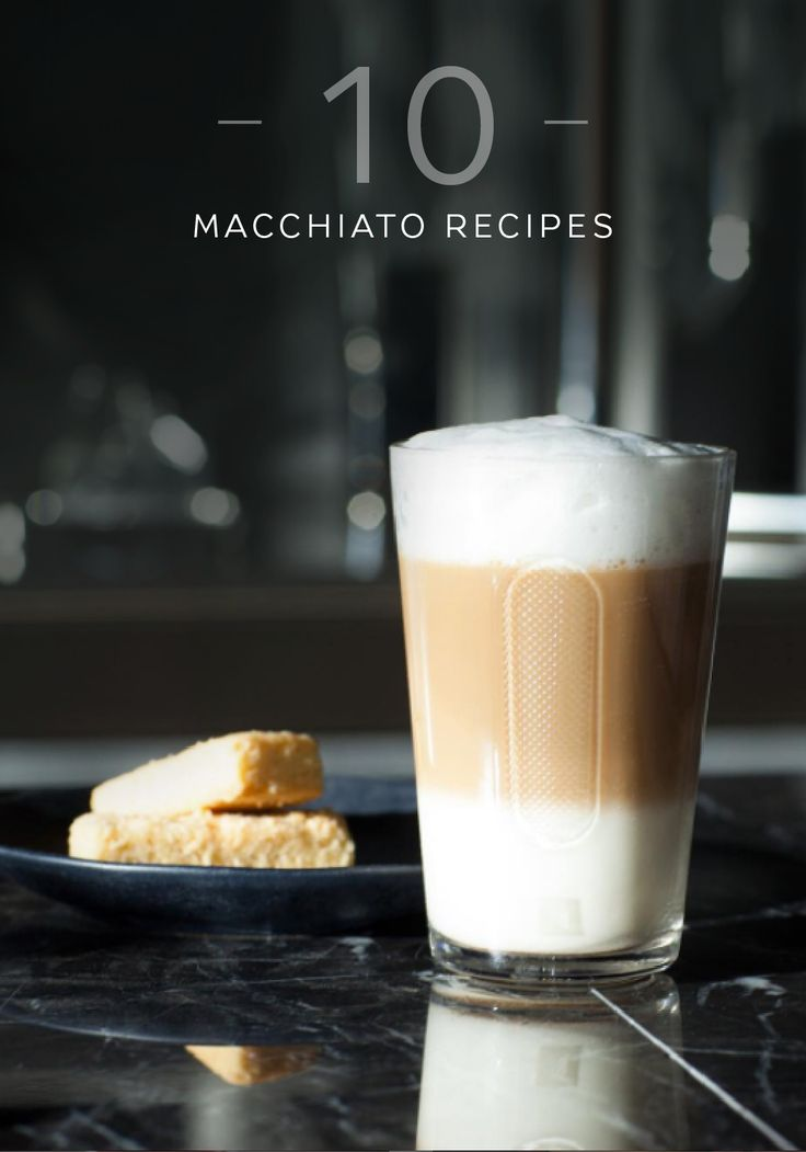 There's no limit to the different ways you can enjoy your favorite Nespresso Grand Cru. Check out this collection of macchiato recipes to find the perfect flavor inspiration to start your day off right. You can choose from traditional Latte Macchiatos or experiment with something new, like a Double Crème Brulée Latte Macchiato.