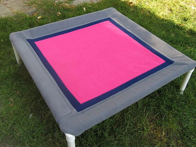 PVC Dog Beds by Simplified Building Concepts, via Flickr
