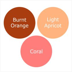 How To Wear Burnt Orange For A Pure Autumn (Warm Autumn)
