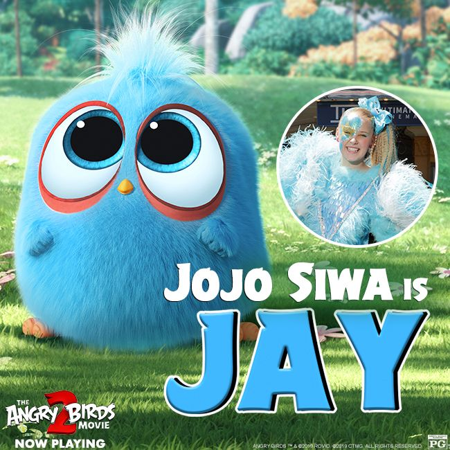 There S No One More Fitting To Play Our Most Excited Little Hatchling Jojosiwa Is Jay