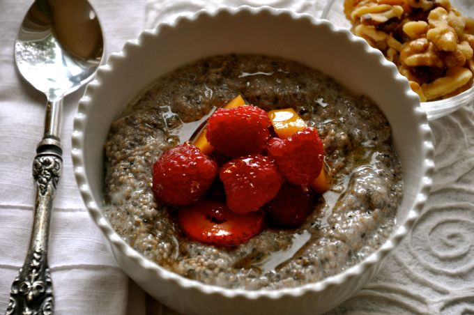 Chia seeds deliver a massive amount of nutrients with very few calories. Start your day off right with a chia seed plant-powered breakfast.
