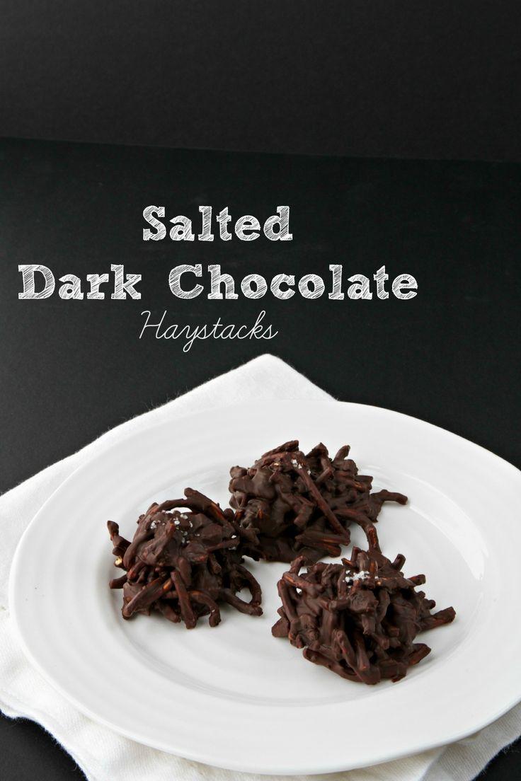 Salted Chocolate Haystacks 7 fg
