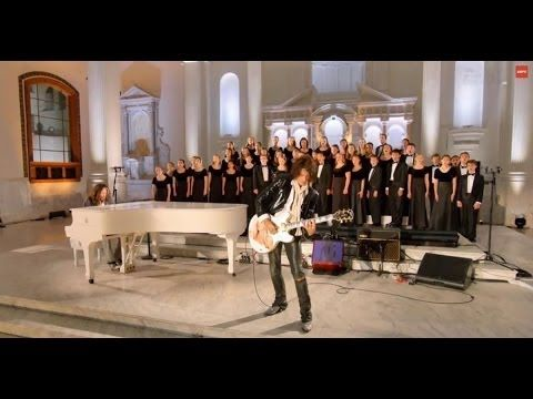 Aerosmith - Dream On (with Southern California Children's Chorus) - Bost...