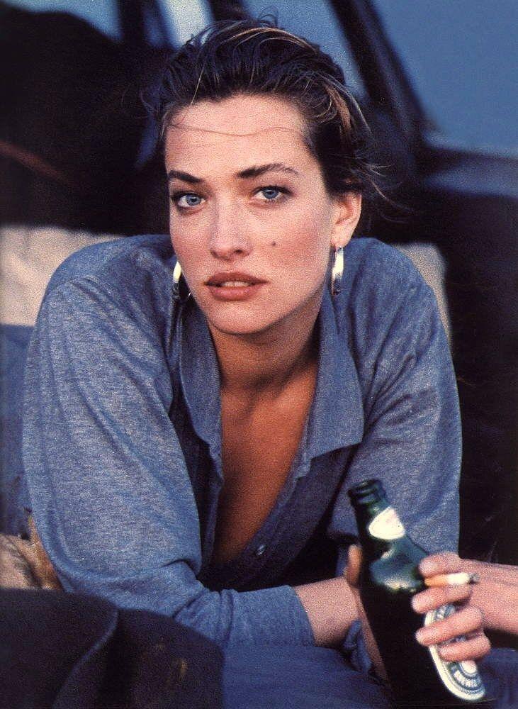 Tatiana Patitz by Peter Lindbergh 1988