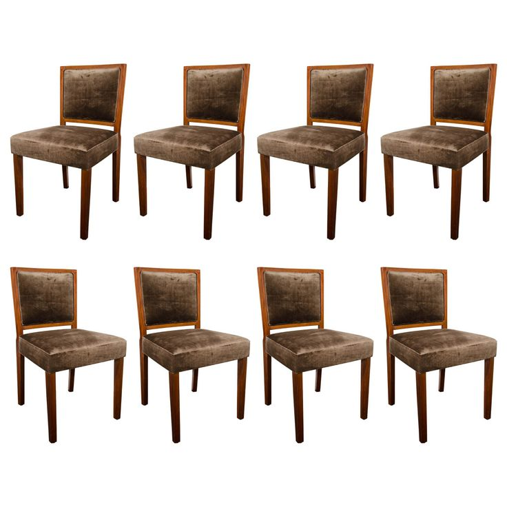 9 best images about mid century dining chairs side chairs for Modern dining chairs pinterest