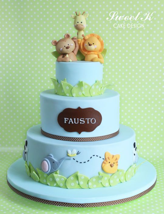 Cake Design By Damaris : Mas de 1000 ideas sobre Alimentos De Fiesta De Safari en ...