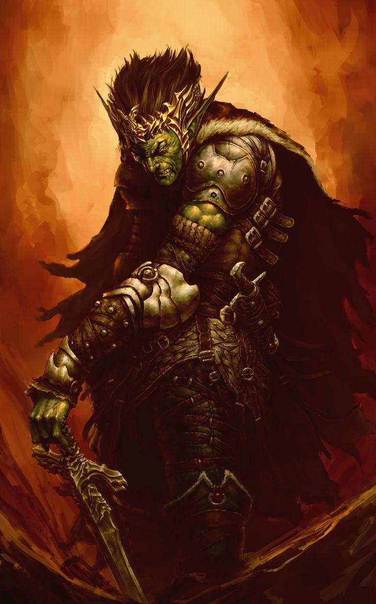 Goblin king   RPG Monsters & creatures   Pinterest   Posts ...