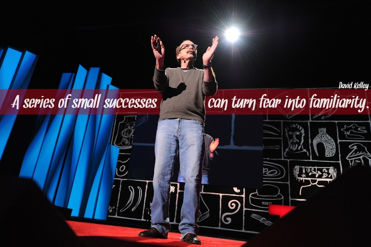 David Kelley on human-centered design at TED2012.