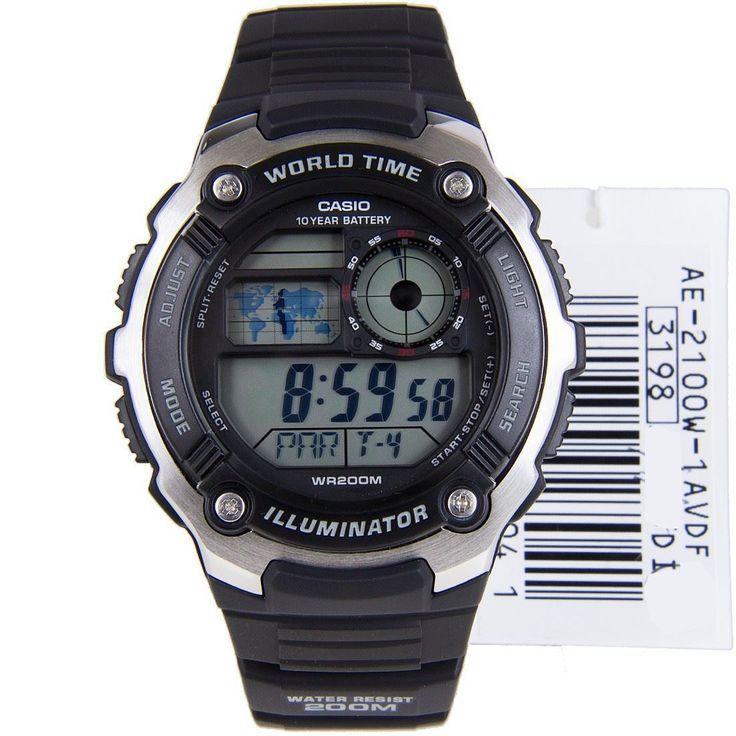 Sports Watch Store - Casio Digital AE-2100W-1, $43.08 (http://www.sports-watch-store.com/casio-digital-ae-2100w-1/)