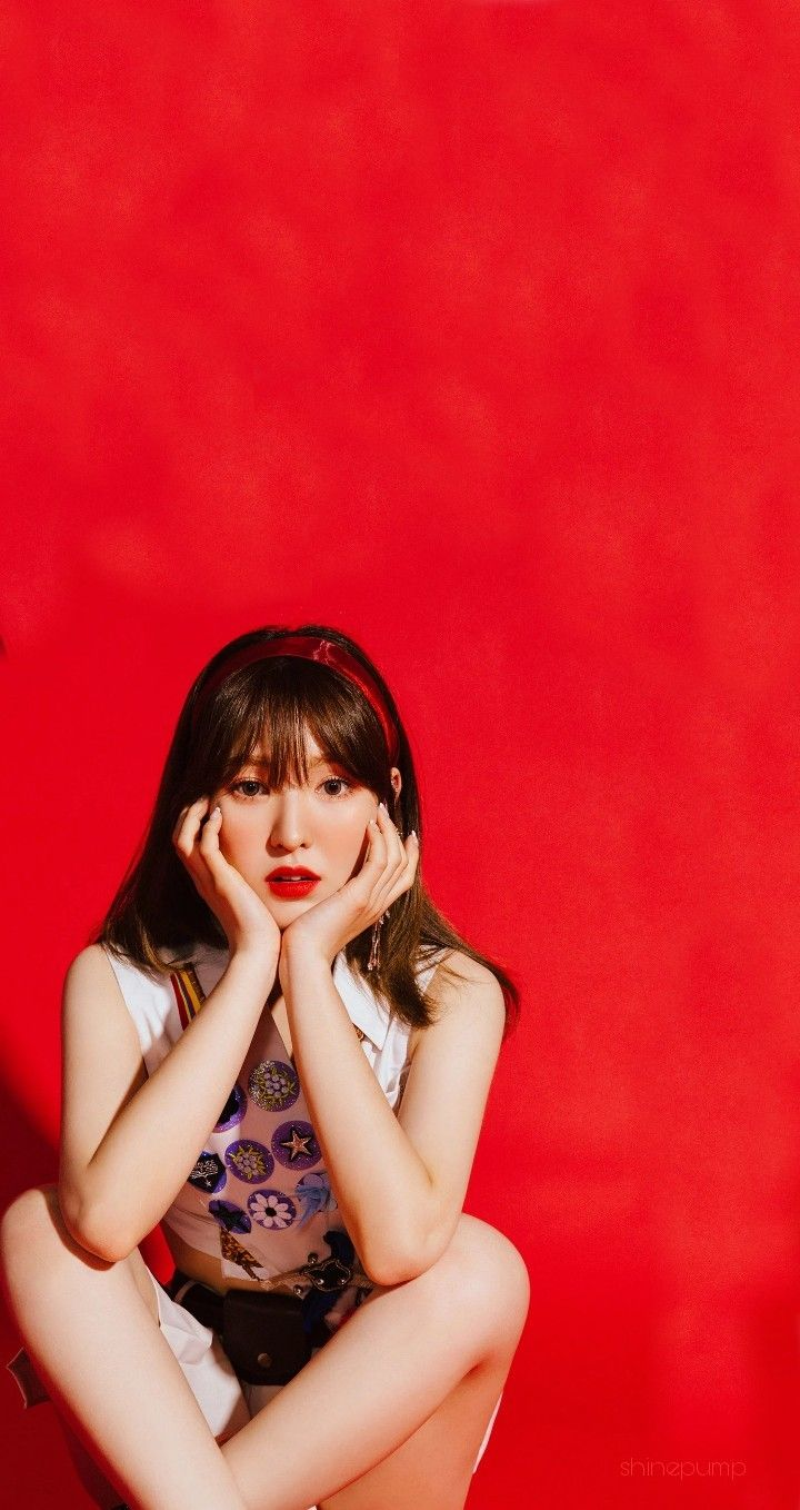 Redvelvet Sonseungwan Wendy Powerup Lockscreens Wallpaper My