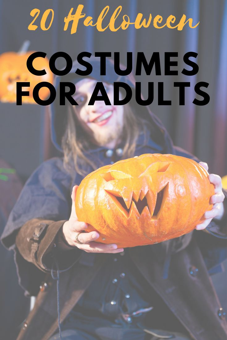 Ready to get styling this Fall season? Check out 20 Halloween Costumes for Adults via @brandyellen