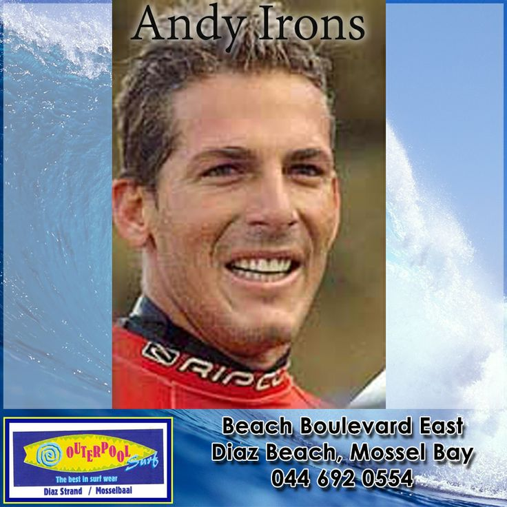 Philip Andrew Irons (July 24, 1978 – November 2, 2010) was an American professional surfer. Irons learned to surf on the dangerous and shallow reefs of the North Shore in Oahu, Hawaii. Click here to read more: http://on.fb.me/1u3kC9I #Irons #surfer