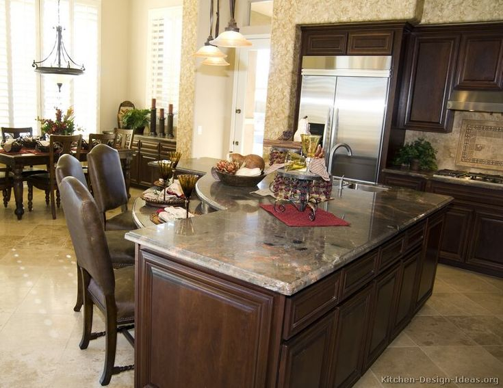 kitchen idea of the day dark chocolate kitchens