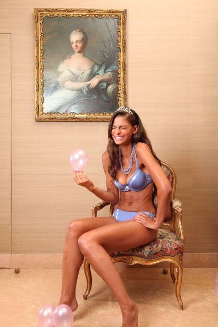 Tatiana Silva Crazy Vela Lingerie Tatiana Amp Barbara