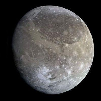 Какой из естественных спутников Солнечной системы является наибольшим? Ганимед.