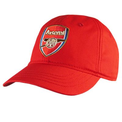 ARSENAL Embroidered Junior Cap, 52cm. Official Licensed Arsenal Children's Cap. FREE DELIVERY ON ALL OF OUR GIFTS
