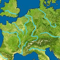 Toporopa: Geography of Europe