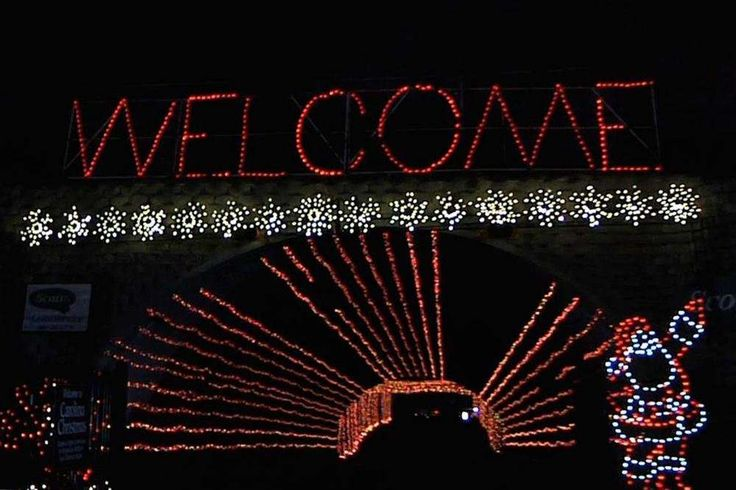 13 best christmas images on pinterest bristol december for Holiday light spectacular atlanta motor speedway