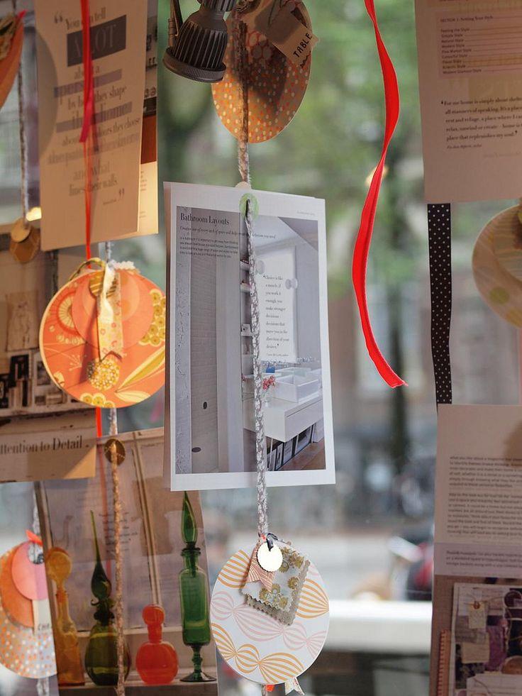 stationary: Window Display, American Books, Shops Window, Gifts Ideas, Art Display, Window Decor, Window Art, Ceilings Decor, Decor Window