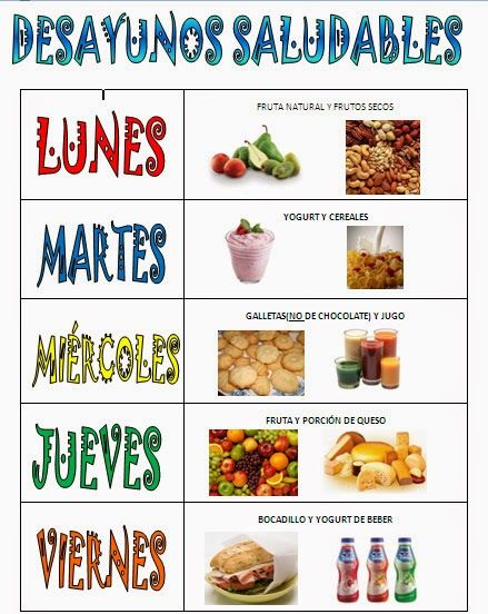 1000 ideas about desayunos infantiles on pinterest for Almuerzos para ninos