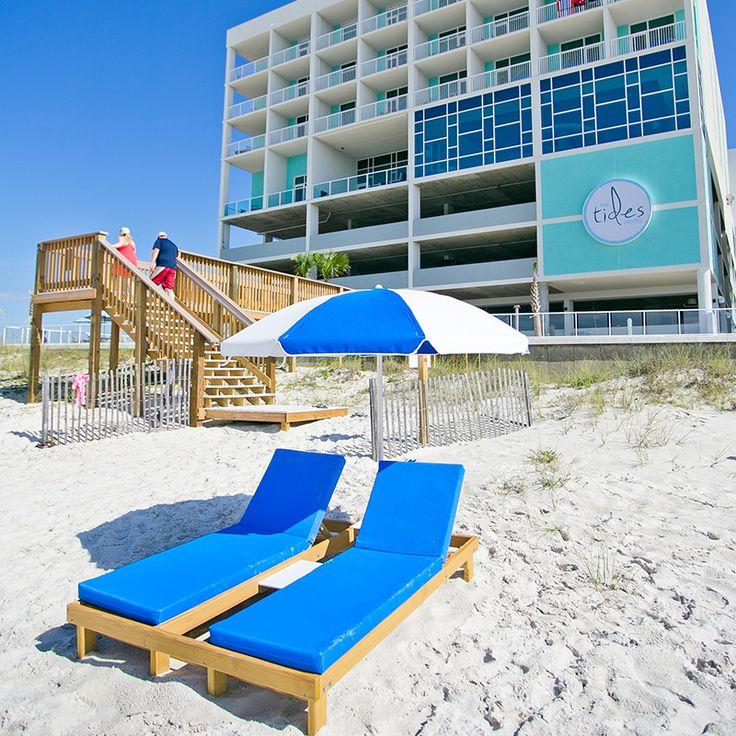 Tides Hotel Orange Beach AL Best Western PremierProperty Feature