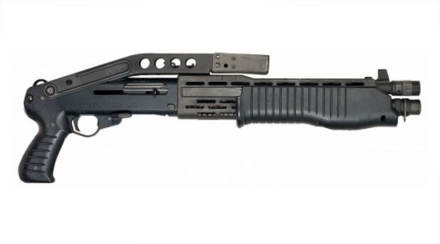 Franchi SPAS 12Loading that magazine is a pain! Get your Magazine speedloader today! http://www.amazon.com/shops/raeind
