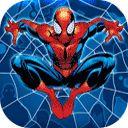Spiderman Barvanje Strani na spletni barve