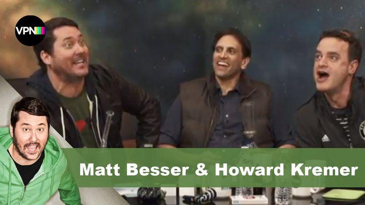 Matt Besser and Howard Kremer   Getting Doug with High