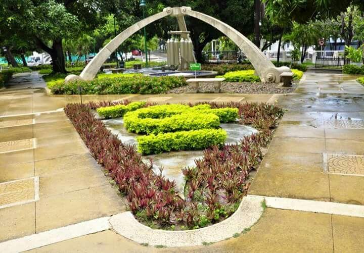 Parque de Los Fundadores Barranquilla