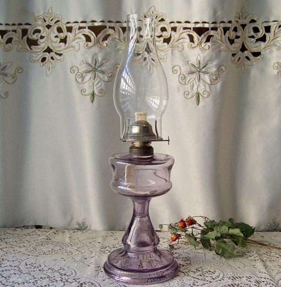 103 best Vintage Oil Lamps images on Pinterest | Antique ...