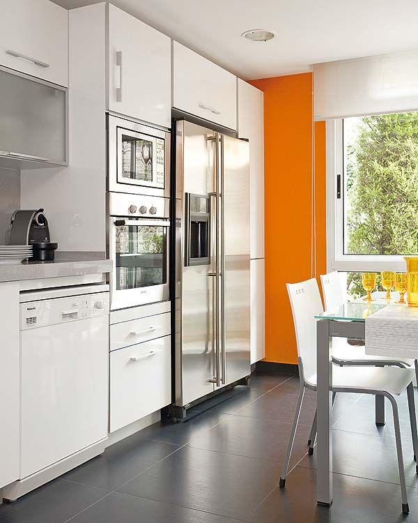 Las 25 Mejores Ideas Sobre Paredes De La Cocina Naranja